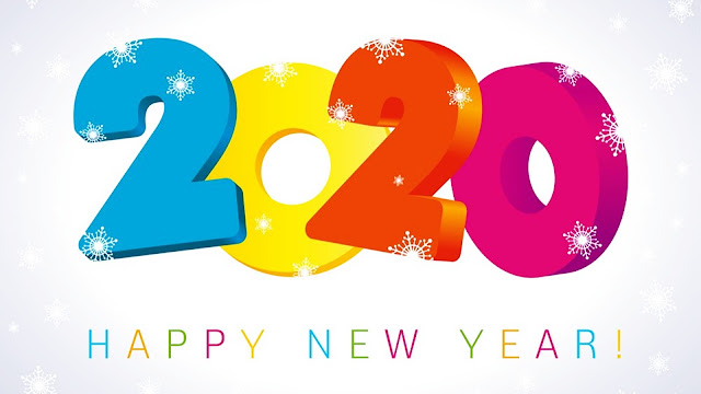 Happy New Year 2020 Wallpaper Photo Pictures Download