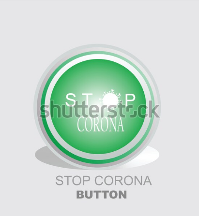 illustration website button