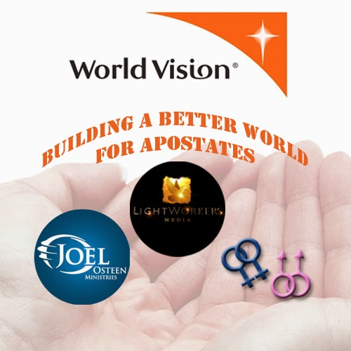 World Vision's Worldly Vision Is Not New