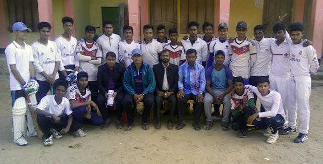 Banshkhali Cricket Academy inaugurated the opaque branch