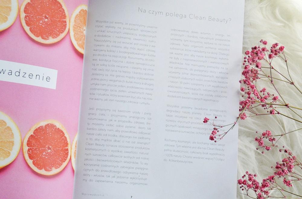 """Przepisy na kosmetyki z lodówki, czyli książka """"Clean Beauty"""""""