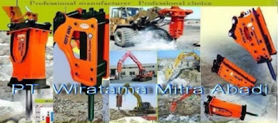 Hydraulic Breaker | Heavy Duty Equipment