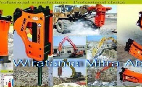 Hydraulic Breaker | Heavy Duty Equipment