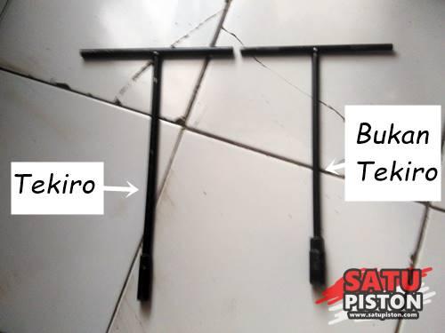 Review Kunci T Tekiro, Ini Loh Penyebab Kunci T Tekiro Tidak Mudah Slek