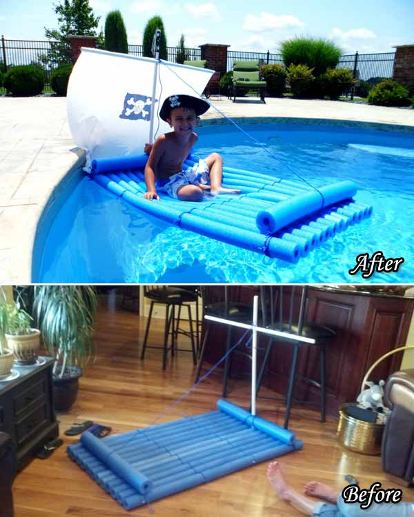 Mind Blowing Pool Noodle Hacks You Have To See To Believe First Time Mom And Dad