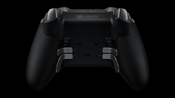 Xbox Elite Wireless Controller Series 2 - Back