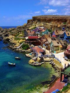 Malta Film Locations
