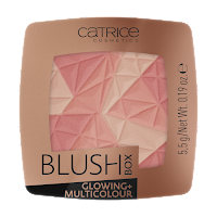 Catrice Visual wow & effects blush box glowing & multicolour