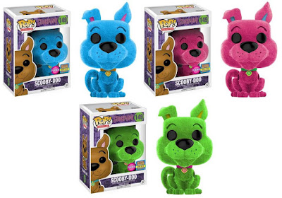 San Diego Comic-Con 2017 Funko Pop-Up Shop Exclusive Warner Bros' Looney Tunes & Hanna–Barbera Pop!, Dorbz & Rock Candy Vinyl Figures