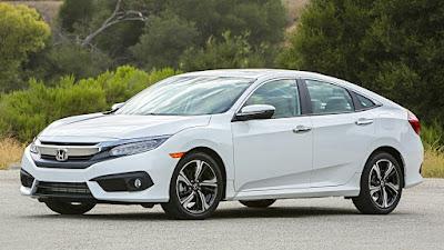 Honda Civic - Một trong các mẫu xe được ưu chuộng hiện nay
