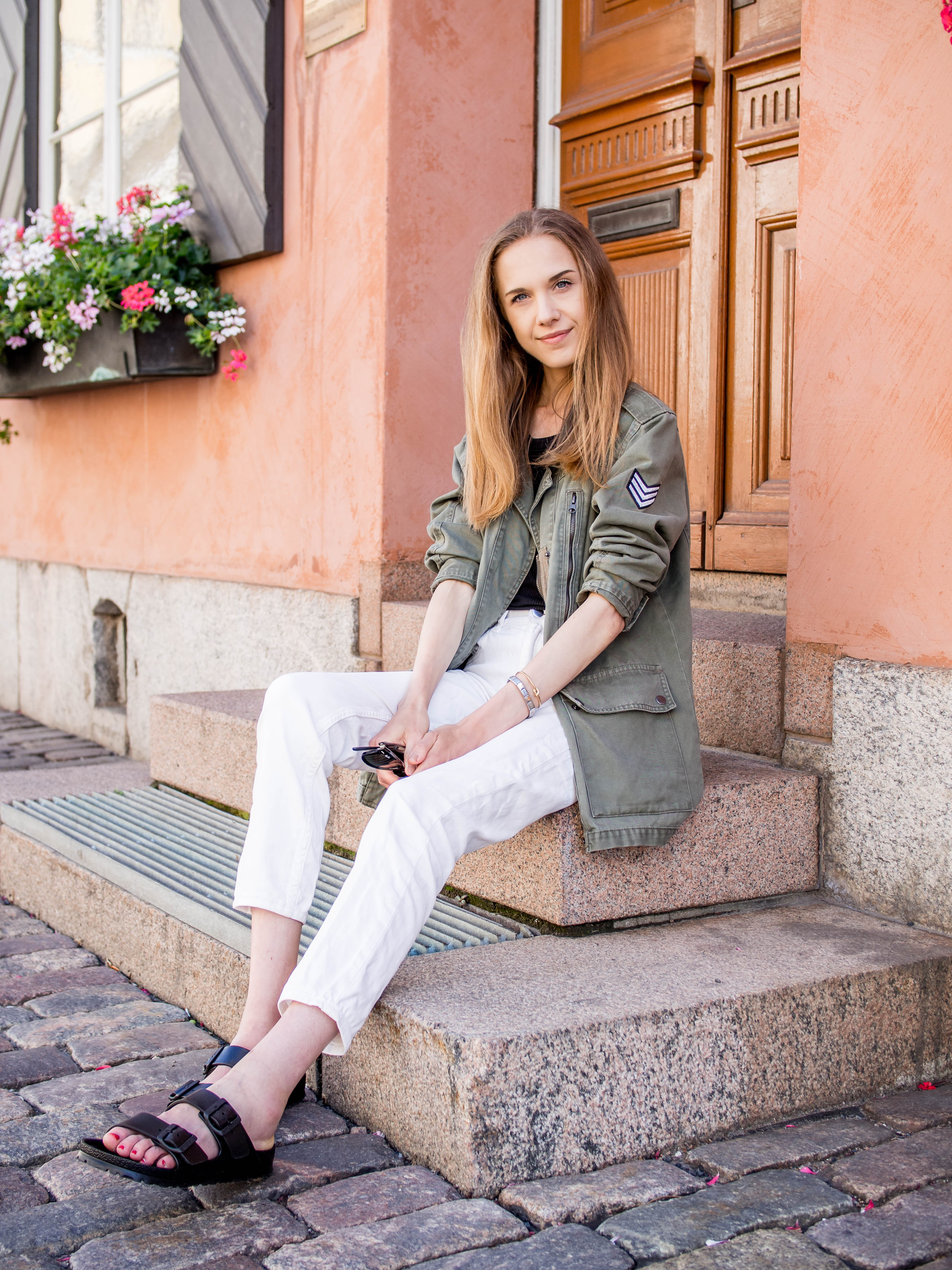 How to wear a cargo jacket - Kuinka pukea cargo-takki