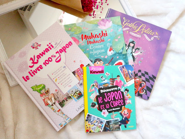 4 livres sur le Japon pour les plus jeunes