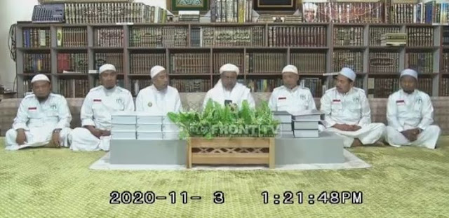Habib Rizieq Pulang: Pemerintah Lobi Kepulangan Saya itu Bohong Besar, Hoaks!