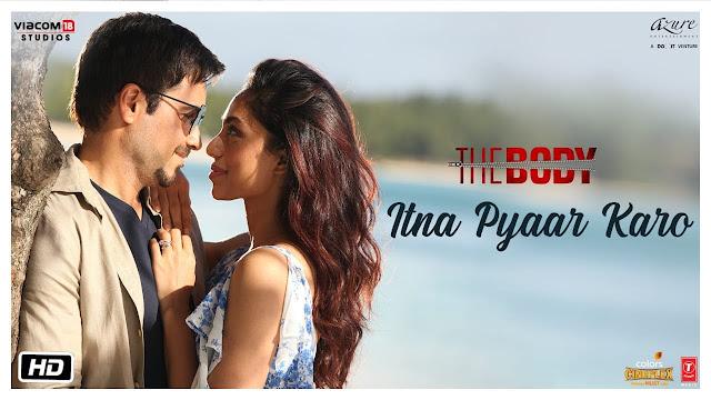Itna Pyaar Karo Lyrics In Hindi