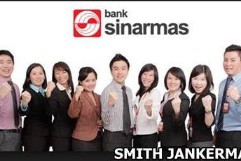 Lowongan Kerja Riau : PT. Bank Sinarmas Tbk November 2017