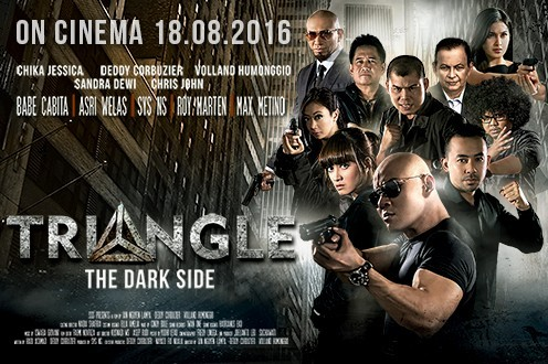 Film TRIANGLE THE DARK SIDE Bioskop