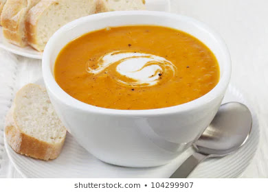 Most Footballers Have Pumpkin Soup For Breakfast