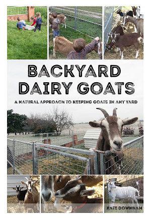Book Review: Backyard Dairy Goats