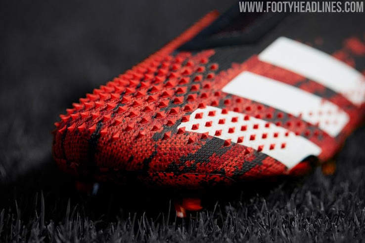 Gants Predator 20 Match Fingersave Blanc adidas adidas.