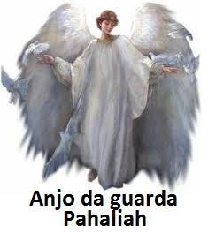 anjo da guarda pahaliah