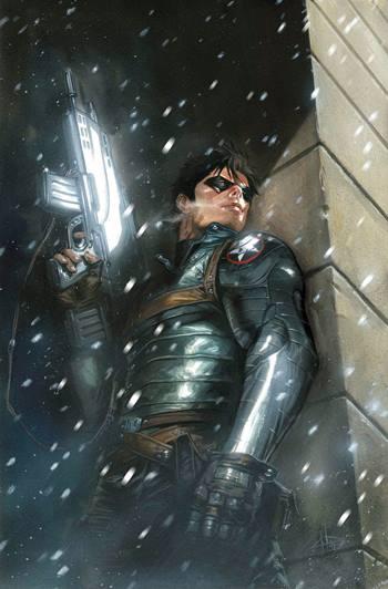 Soldado de Invierno es Bucky Barnes