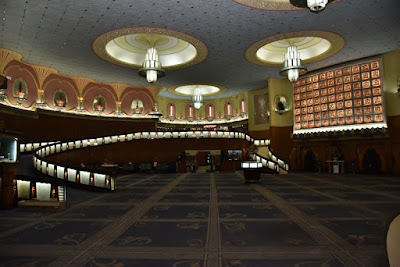 Interiors Of Raj Mandir Jaipur