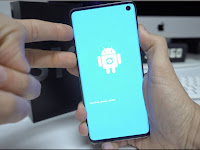 Cara Flash Samsung Galaxy S10+ [PLUS] SM-N975F Lupa Pola