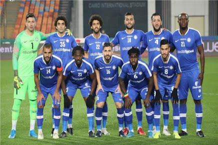 موعد مباراة إنبي و سموحة من الدوري المصري