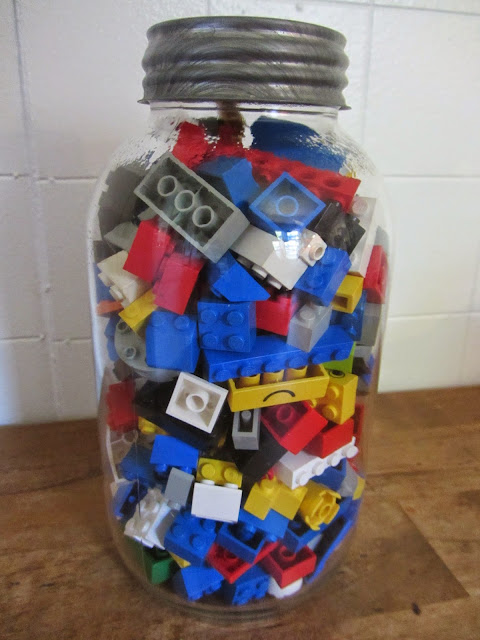 Lego Party Games and decoration Ideas {The unlikely Homeschool}