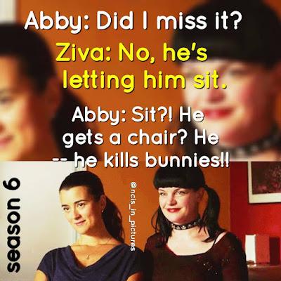 Abby Sciuto NCIS quotes