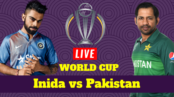 India vs Pakistan, Cricket World Cup 2019,Cricket World Cup 2019 live updates