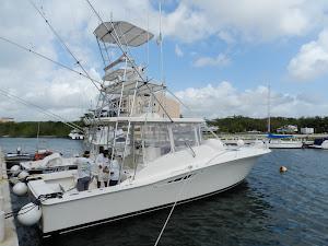 Poer Deep Fishing boat