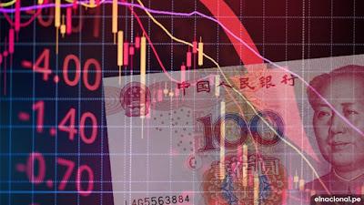 ¿China en peligro de quedarse fuera del sistema financiero mundial?