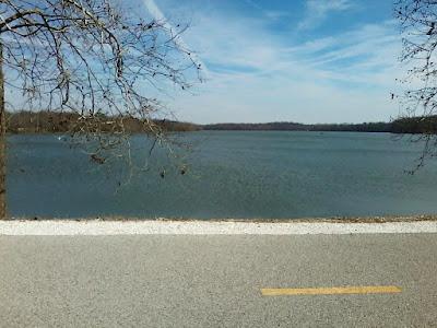 Lake Fayetteville Dam