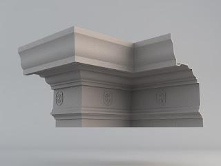 ialah epilog potongan sudut terluar pinggiran tembok teras rumah yang terbuat dari  30 Model Lisplang Teras Rumah Terbaru 2018