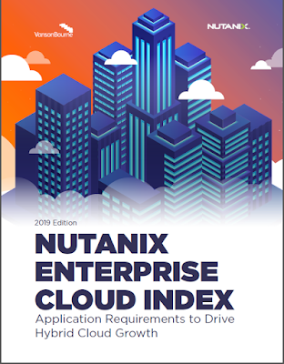 Nutanix Enterprise Cloud Index 2019
