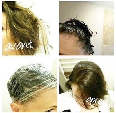 Récupérer l'éclat des cheveux et les rendre hydratés et très brillants après l'été