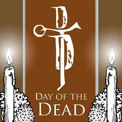 Day of the Dead Wishes Unique Image