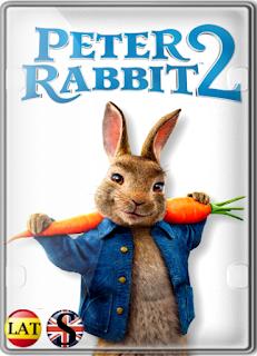 Peter Rabbit 2: Conejo en Fuga (2021) WEB-DL 720P LATINO/INGLES