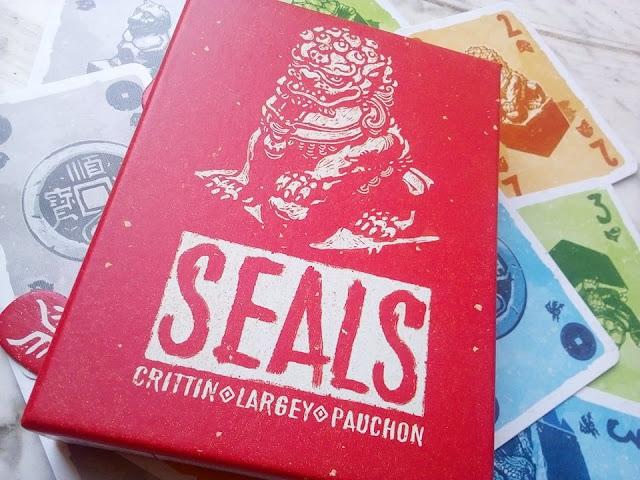 """""""Seals"""", combinazioni di carte in salsa orientale"""