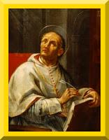Saint Peter Damian- PDArt