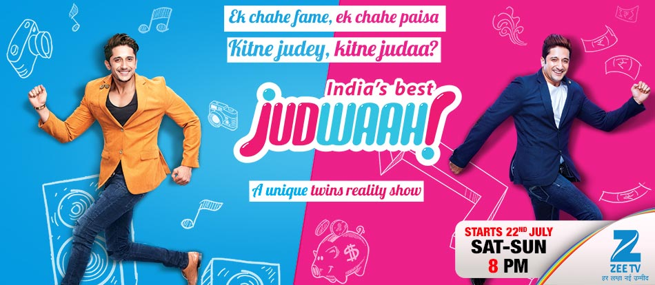 india 39 s best judwaa 2017 show on zee tv 2017 contestants list timings plot host judges. Black Bedroom Furniture Sets. Home Design Ideas