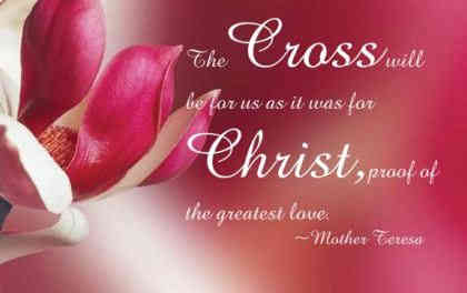 EASTER MESSAGES OF 2016
