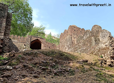 सिंगौरगढ़ किला दमोह - Singaurgarh Fort Damoh | Rani Durgavati abhyaran
