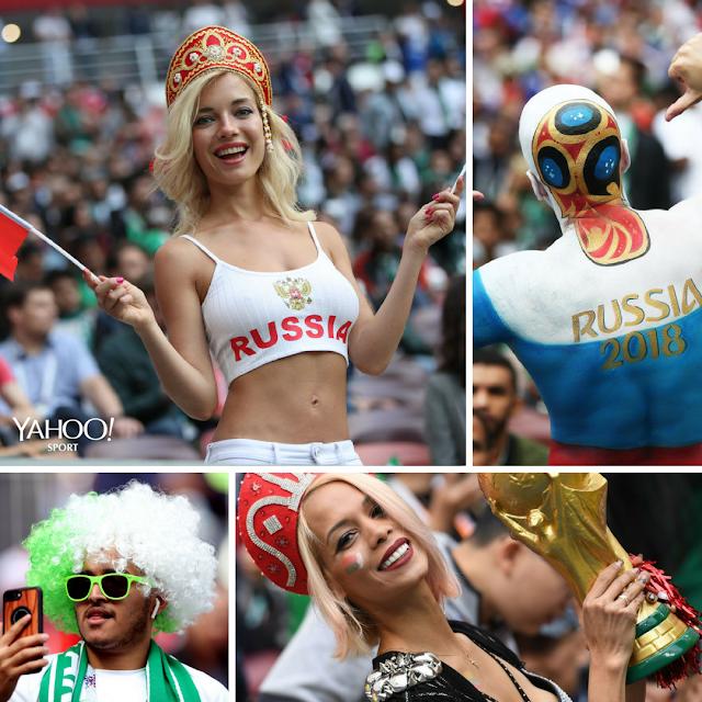 صور مشجعات كاس العالم ساخنة