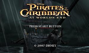 تحميل لعبة Pirates Of The Caribbean At World's لأجهزة psp ومحاكي ppsspp