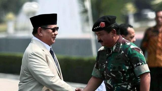 Mengabdi Pada Negara, Prabowo Tak Akan Ambil Gaji Menteri Pertahanan