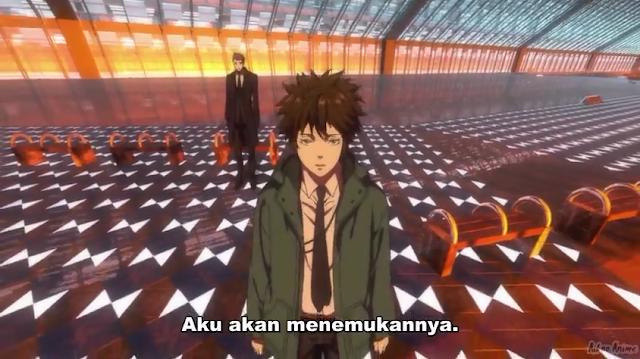 Psycho-Pass Season 3 Episode 01 Subtitle Indonesia