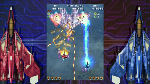 Raiden IV OverKill PC Game
