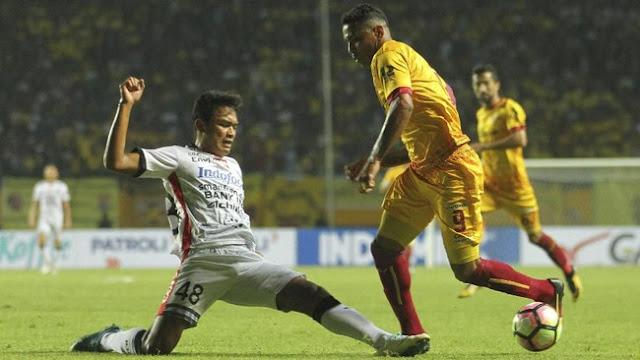 Piala Presiden 2018: Sriwijaya vs Bali United Berakhir Tanpa Gol